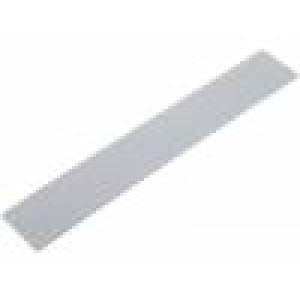 Páska: termovodivý L:130mm W:20mm D:1mm 2,4W/mK