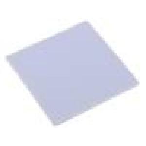 Páska: termovodivý L:30mm W:30mm D:1mm 2,4W/mK