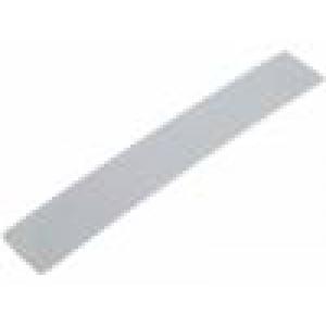 Páska: termovodivý L:130mm W:20mm D:2mm 2,4W/mK