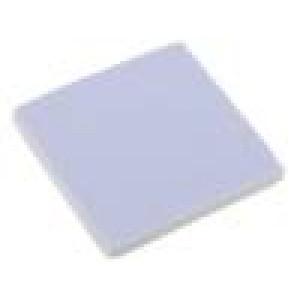 Páska: termovodivý L:30mm W:30mm D:3mm 2,4W/mK