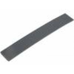 Páska: termovodivý L:130mm W:20mm D:1mm 6W/mK