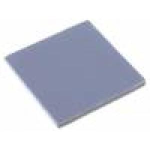 Páska: termovodivý L:30mm W:30mm D:2mm 6W/mK