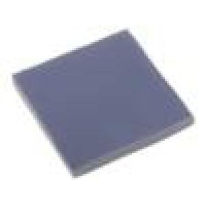 Páska: termovodivý L:30mm W:30mm D:3mm 6W/mK