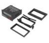 Počitadlo: elektronický provozní hodiny Zobrazovač: LCD IP65