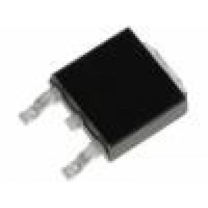 Tyristor 600V 2,6A 4A 0,075mA Balení: tuba SMD DPAK