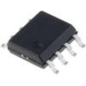 UCC25600D Driver kontrolér rezonančního režimu Kanály:2 40-350kHz SO8