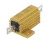 Rezistor: drátový s chladičem přišroubováním 120Ω 10W ±5%