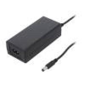 Zdroj: spínaný 12VDC 5A Výv:5,5/2,1 60W 90÷264VAC Pouz: stolní