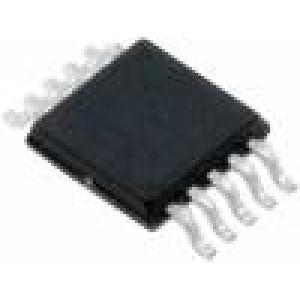 CS2200CP-CZZ Integrovaný obvod: generátor PLL I2C, SPI MSOP10 Balení: tuba