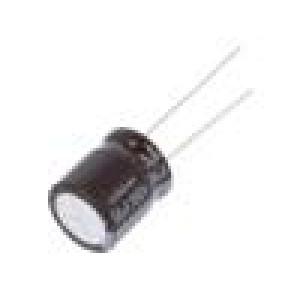 Kondenzátor elektrolytický s nízkou impedancí THT 56uF ±20%