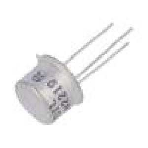 2N2219-CDI Tranzistor: NPN bipolární 40V 0,8A 0,8/3W TO39 4dB