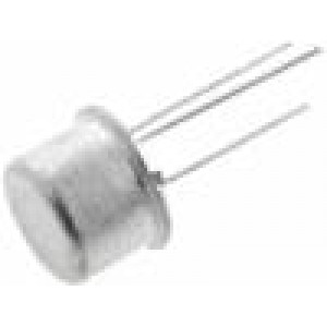 BC301-CDI Tranzistor: NPN bipolární 60V 500mA 850mW TO39