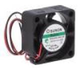Ventilátor: DC axiální 5VDC 25x25x10mm 5,07m3/h 16dBA Vapo