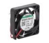 Ventilátor: DC axiální 5VDC 30x30x6mm 6,35m3/h 15,7dBA Vapo