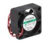 Ventilátor: DC axiální 12VDC 25x25x10mm 6,42m3/h 26dBA Vapo