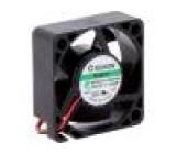 Ventilátor: DC axiální 12VDC 30x30x10mm 9,3m3/h 23dBA Vapo