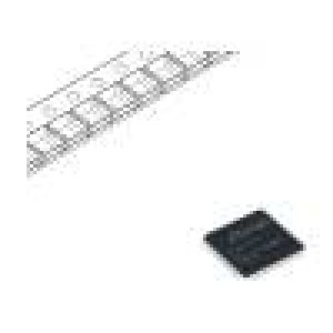 Mikrokontrolér ARM Cortex M0 SRAM:32kB Flash:256kB 48MHz
