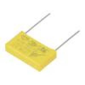 JFW-220N/310-P22 Kondenzátor polypropylénový X2,odrušovací 220nF 22mm ±10%
