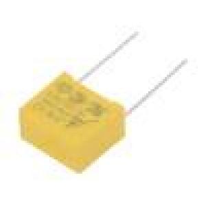 JFW-470N/310-P15 Kondenzátor polypropylénový X2,odrušovací 470nF 15mm ±10%