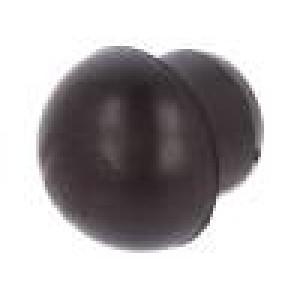 HUMMEL-1296160111 Záslepka M20,PG16 černá Shoda s: ATEX Ex, II 2G 1D