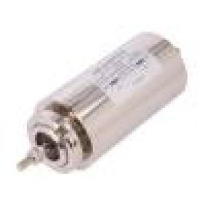 Filtr: odrušovací 250VAC Cy:2x 1,1uF 40A Výv: šroub M6 440VDC