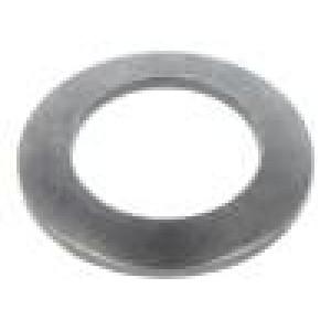 Podložka pérová M3 D=5,7mm h=0,45mm pružná ocel BN:803