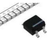 Jednofázový usměrňovací můstek Urmax:1kV If:1A Ifsm:35A MBS