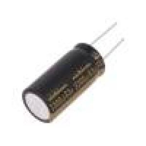 Kondenzátor elektrolytický THT 3300uF 63VDC Ø20x40mm ±20%
