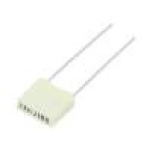 Kondenzátor polyesterový 22nF 63VAC 100VDC Rozteč:5mm ±5%