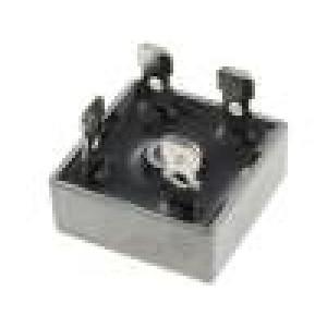 Jednofázový usměrňovací můstek Urmax:400V If:35A Ifsm:400A