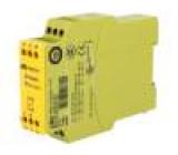 774059 Modul: bezpečnostní relé Řada: PNOZ X7 24VDC 24VAC Vstupy:1