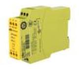 774303 Modul: bezpečnostní relé Řada: PNOZ X2 24VDC 24VAC Vstupy:2