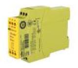 774306 Modul: bezpečnostní relé Řada: PNOZ X2.1 24VDC 24VAC Vstupy:2