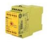 774500 Modul: bezpečnostní relé Řada: PNOZ XV2 24VDC Kontakty: NO x4