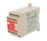 G9SA-301-230 Modul: bezpečnostní relé Řada: G9SA Vstupy:2 Montáž: DIN