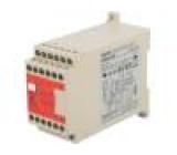 G9SA-301-24 Modul: bezpečnostní relé Řada: G9SA 24VDC Vstupy:2 Montáž: DIN