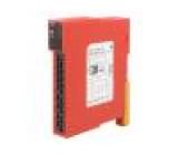 G9SE-401 Modul: bezpečnostní relé Řada: G9SE 24VDC Vstupy:4 Montáž: DIN