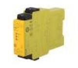 PZ-774139 Modul: bezpečnostní relé Řada: PNOZ e3.1p Vstupy:2 Výstupy:5