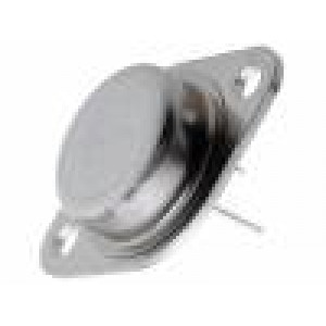 NTE2542 Tranzistor: PNP bipolární Darlington 120V 25A 120W TO3