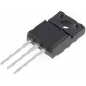 NTE2552 Tranzistor: PNP bipolární Darlington 60V 10A 30W TO220FP