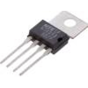 NTE953 Stabilizátor napětí lineární, nastavitelný 5÷30V 1A THT