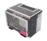 TSP600-124 Zdroj: spínaný na lištu DIN 600W 24VDC 25A 85÷132/187÷264VAC