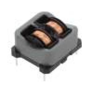 Tlumivka: vinutá 40mH 600mA 1,5Ω 250VAC -25÷120°C
