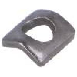 Podložka pérová, kónická M3 h=2,5mm pružná ocel DIN:46288B