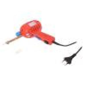 Páječka: transformátorová 75/100W Vidlice: EU 230VAC