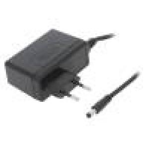 Zdroj: spínaný 5VDC 6A Výv:5,5/2,1 30W Vidlice: EU 80÷264VAC