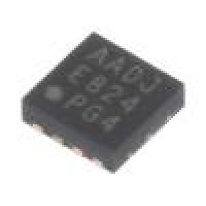MCP1726-ADJE/MF Stabilizátor napětí LDO, lineární, nastavitelný 2,3÷6V 1A SMD