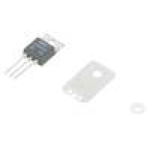 Tyristor 800V 12A 10mA THT TO220