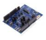 Evaluation kit Interface: I2C, SPI, USB Kit: prototype board
