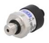 Převodník: tlaku Rozsah sled.velič:25 bar 8÷30VDC 0,5% IP67